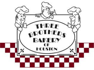 3 Brothers Bakery Logo