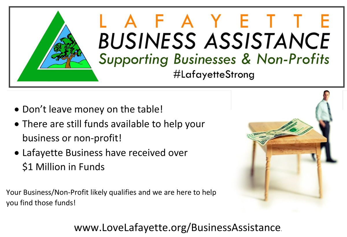 Lafayette Business Assistance