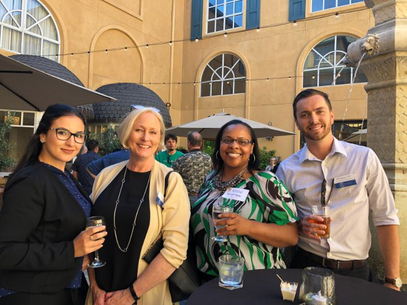 Mixer at Lafayette Park Hotel & Spa