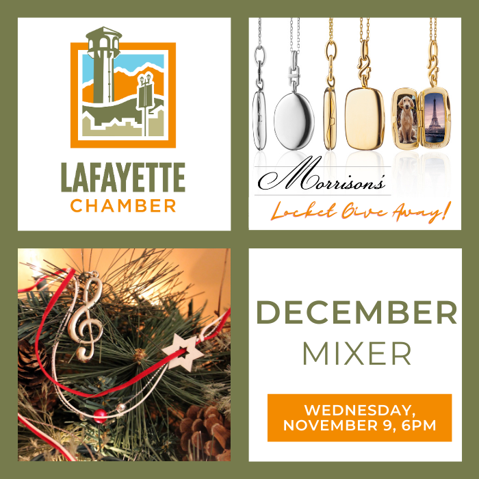 December Mixer
