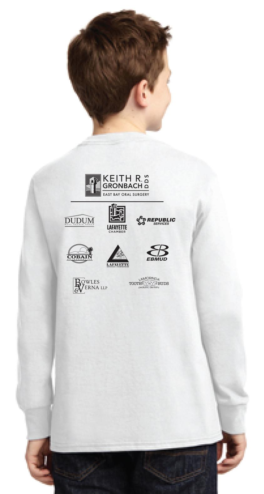 Sponsor the Res Run T-shirt!