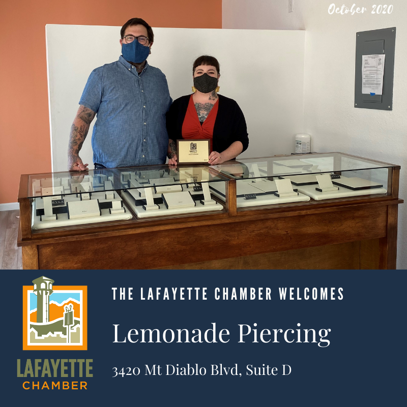 Lemonade Piercing