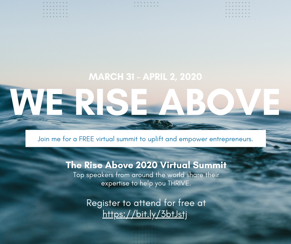 We Rise Above Summit