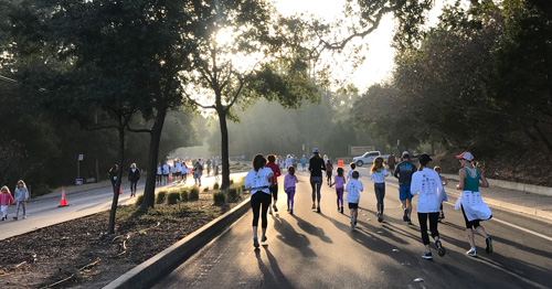 Lafayette Res Run for Education 2018