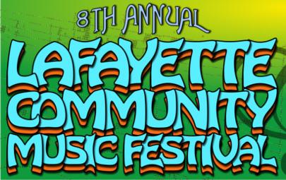 Lafayette Community Music Festival