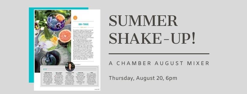 Summer Shake-Up!