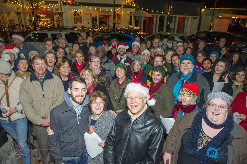 Annual Caroling in the Park