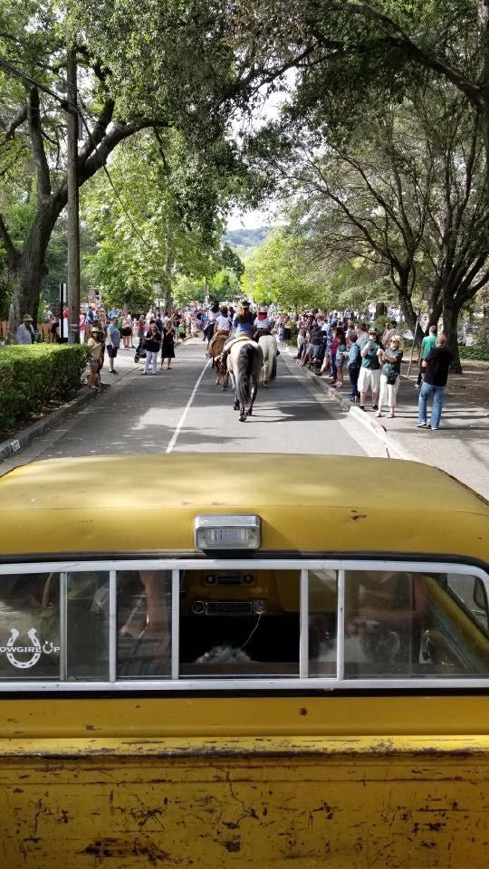Lafayette's 50th Anniversary Parade
