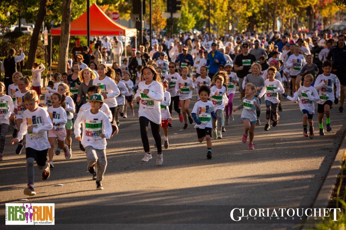 Res Run for Education Photo by Gloria Touchet Photography: www.gloriatouchet.com