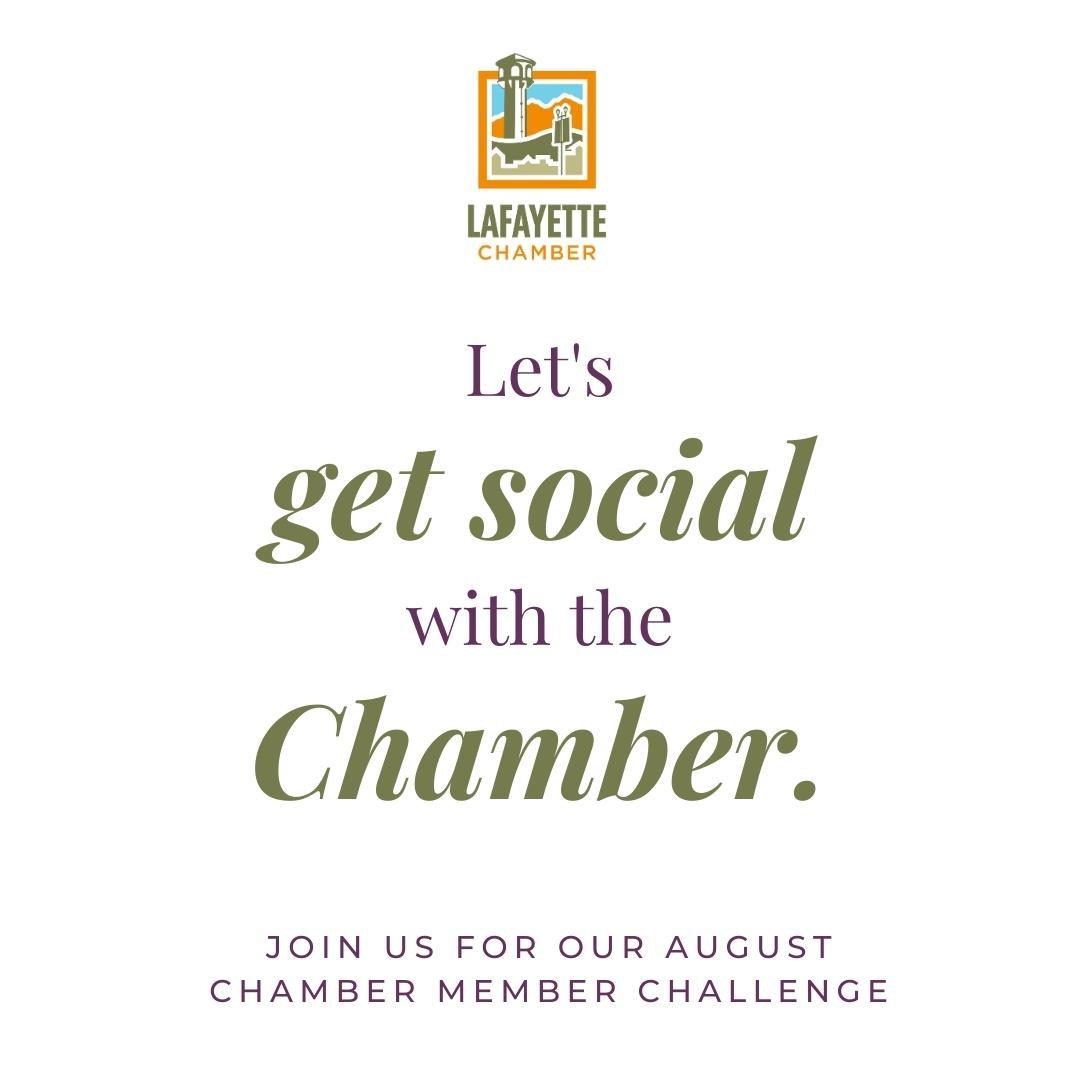 Chamber Member Challenge