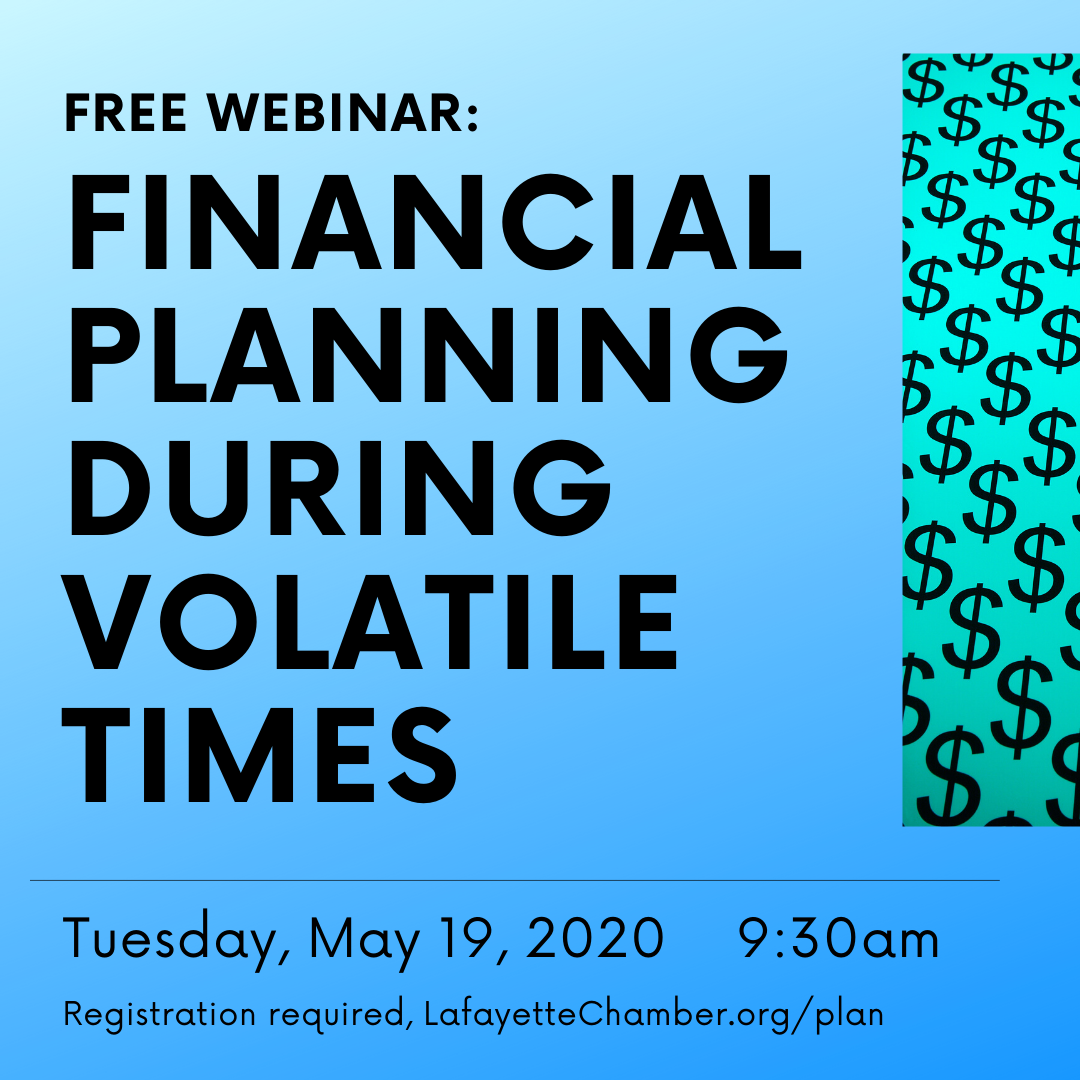 Financial Planning During Volative Times