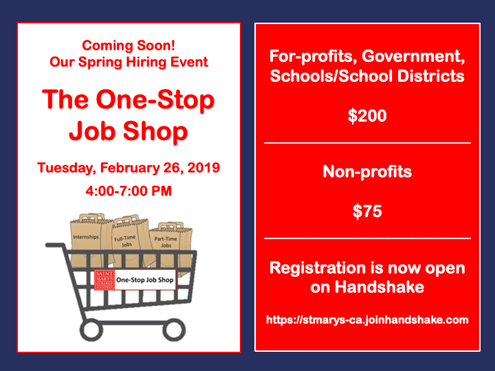 One-Stop Job Shop