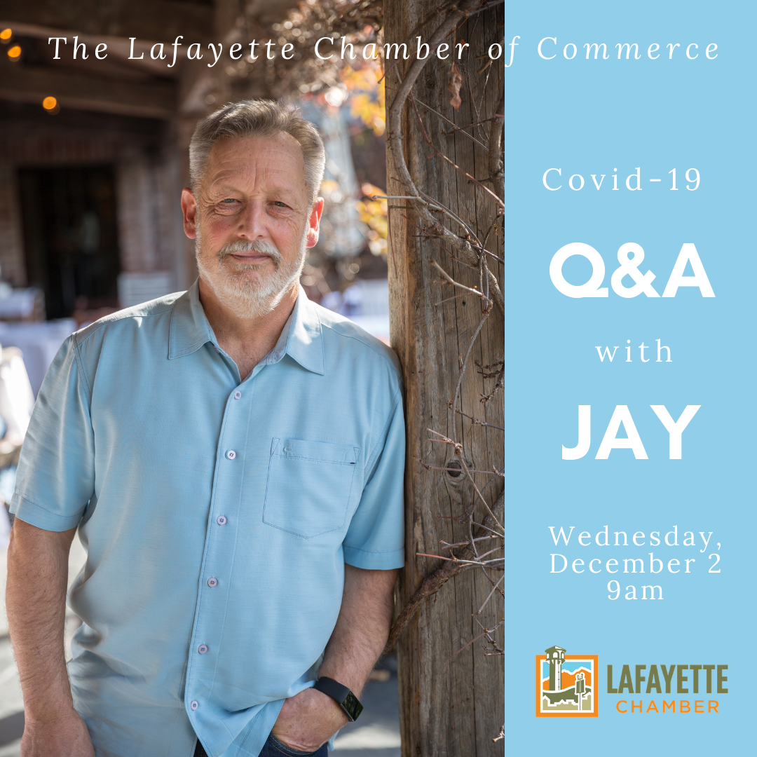 Covid-19 Q&A with Jay