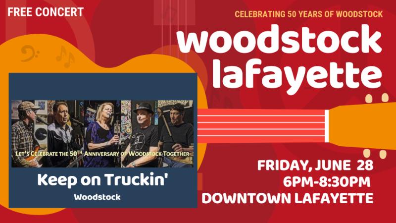 Woodstock Lafayette