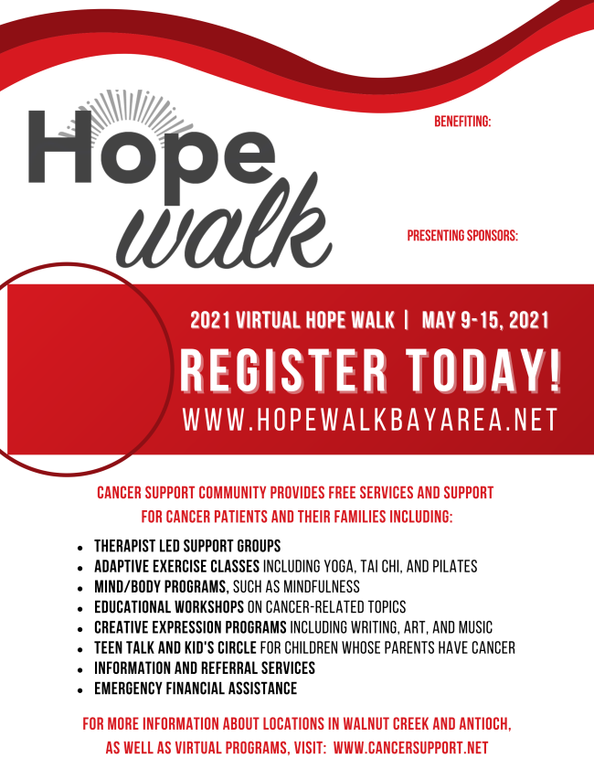 Hope Walk