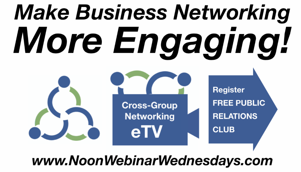 Noon Webinar Wednesdays