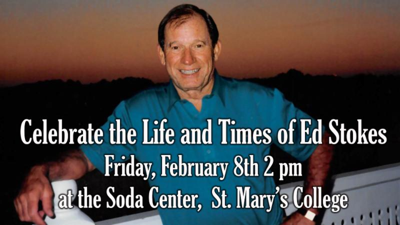 Ed Stokes, Celebration of Life