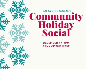 Community Holiday Social