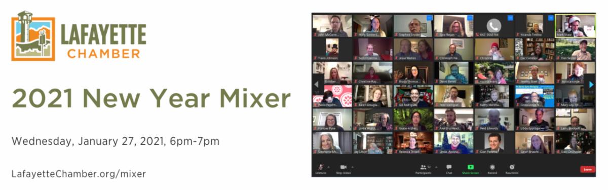 Lafayette Chamber Mixer