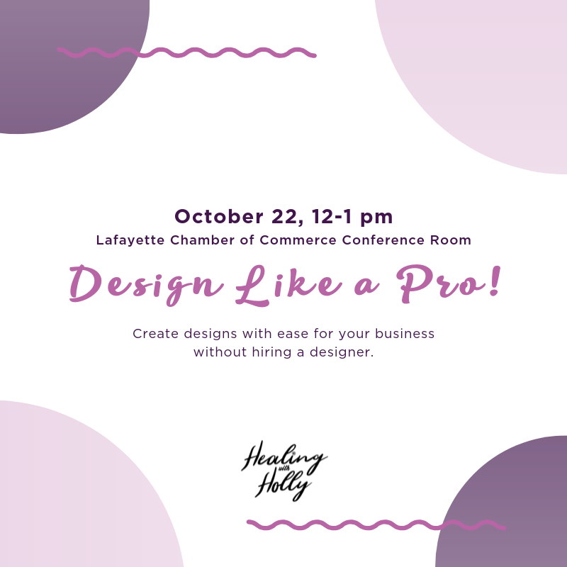 Design Like a Pro!