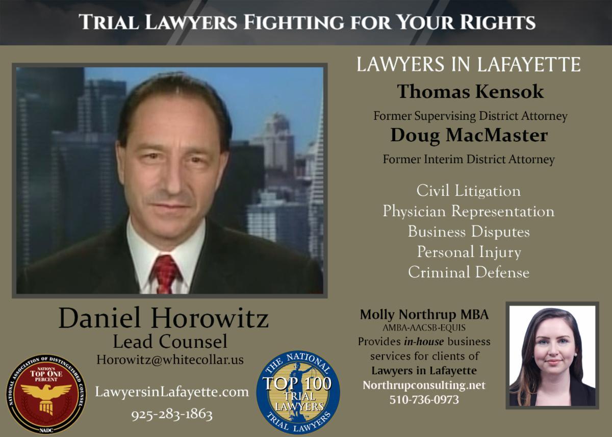 Lawyers in Lafayette