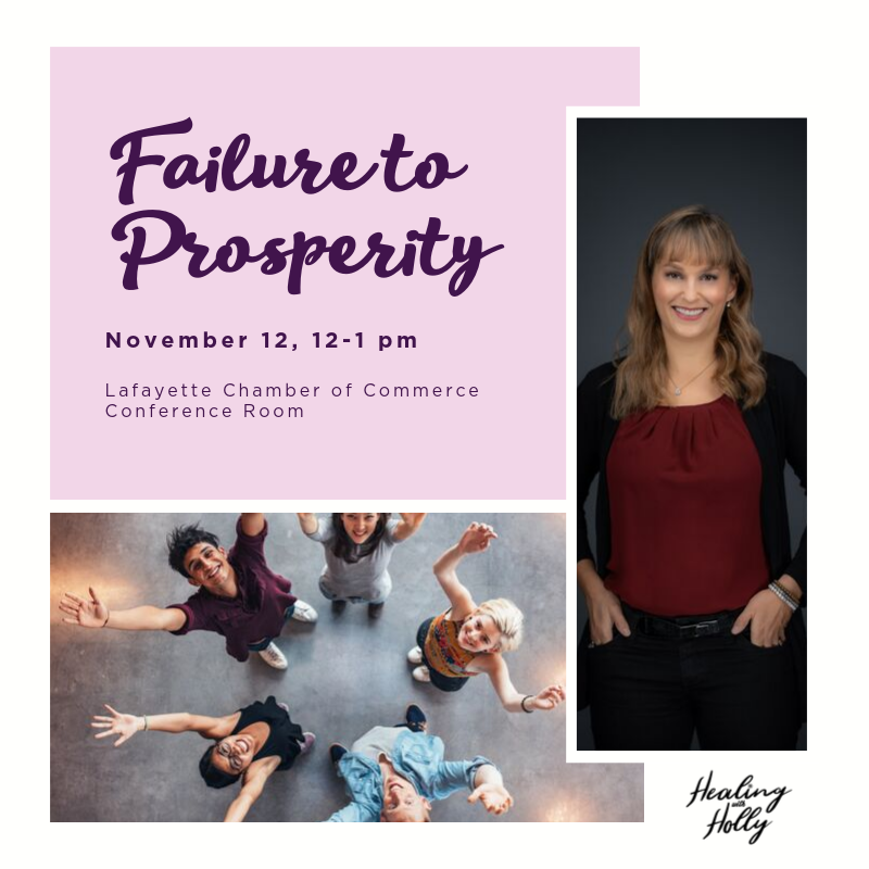 Failure to Prosperity