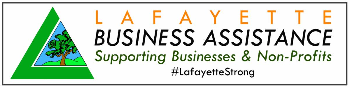 City of Lafayette Business Assistance Program