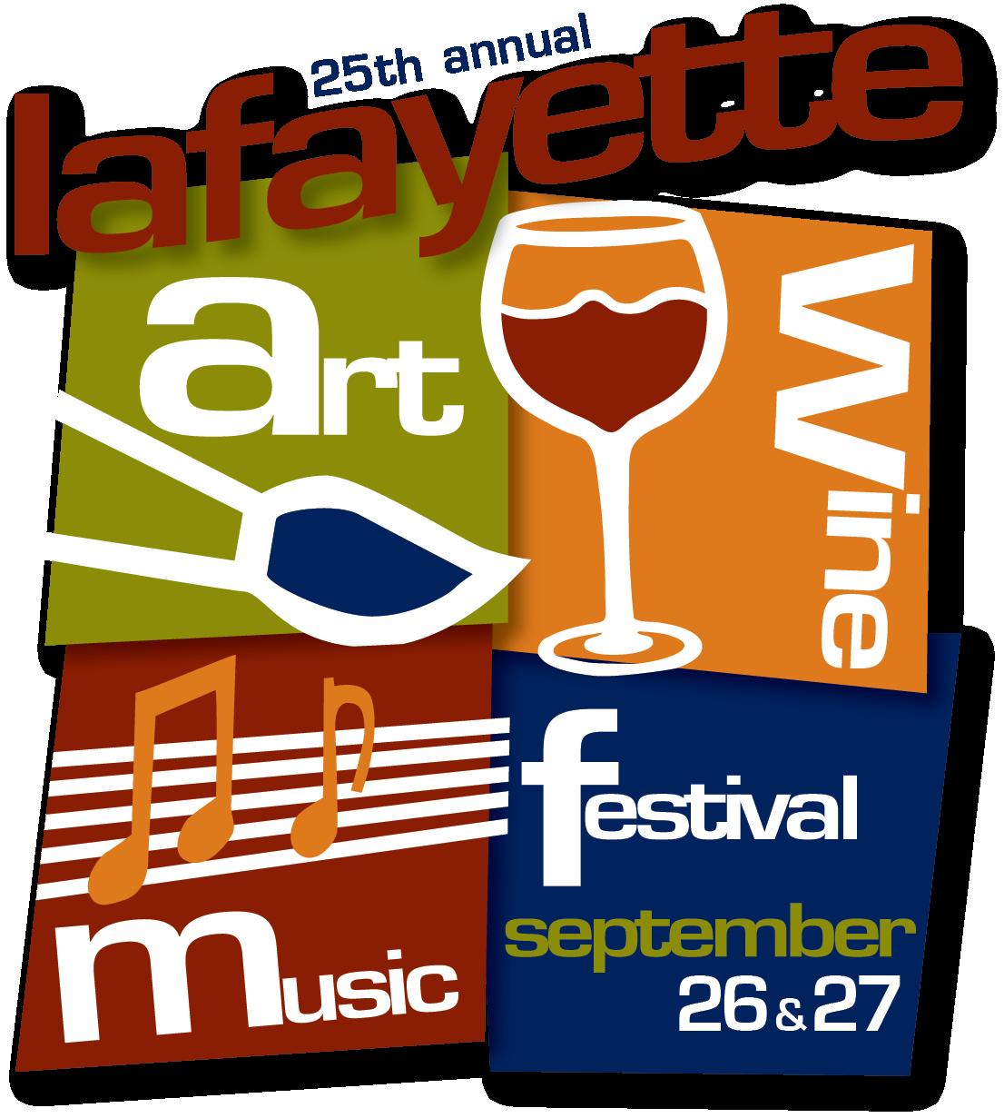 Lafayette Art & Wine Festival - Sept 26 & 27