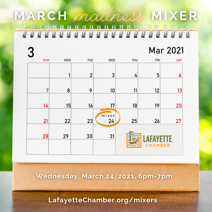 Chamber's March Mixer