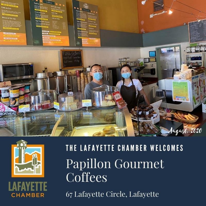 Papillon Gourmet Coffees