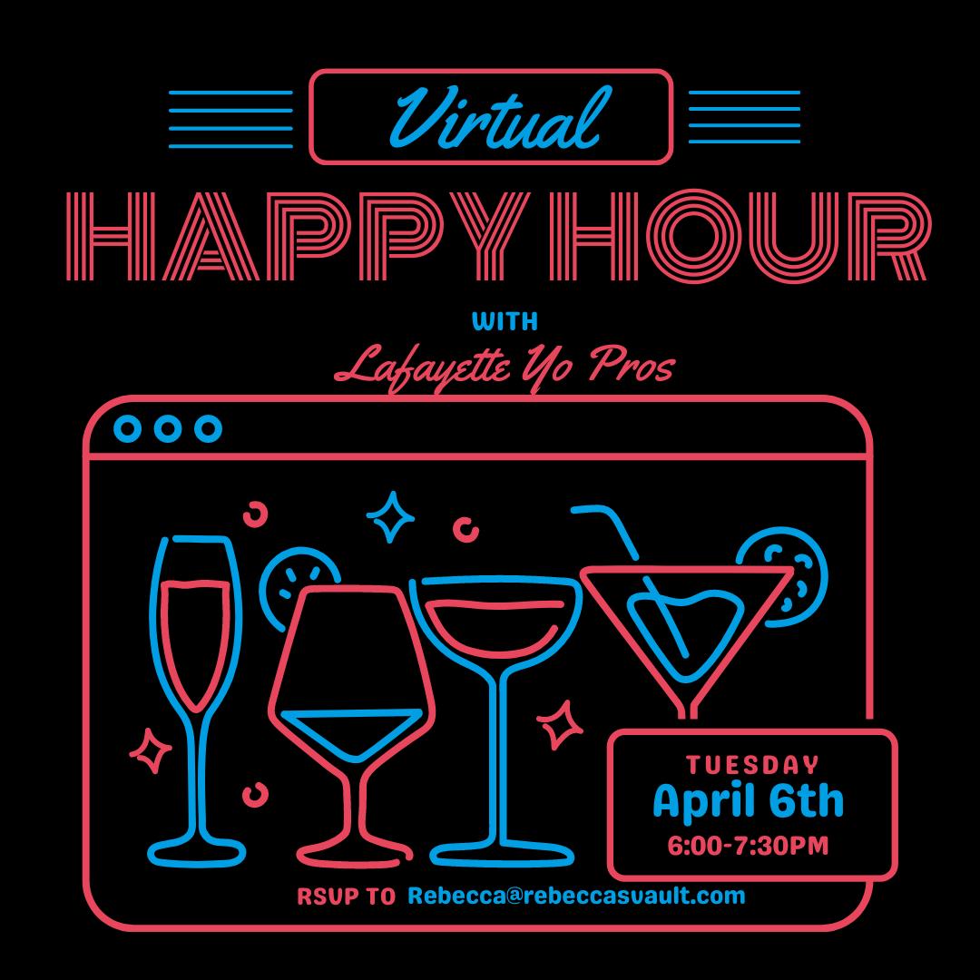 Yo Pro's Happy Hour