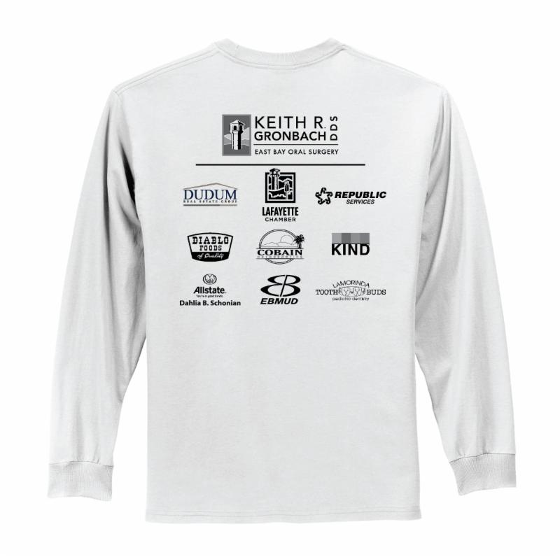 Res Run for Education T-Shirt