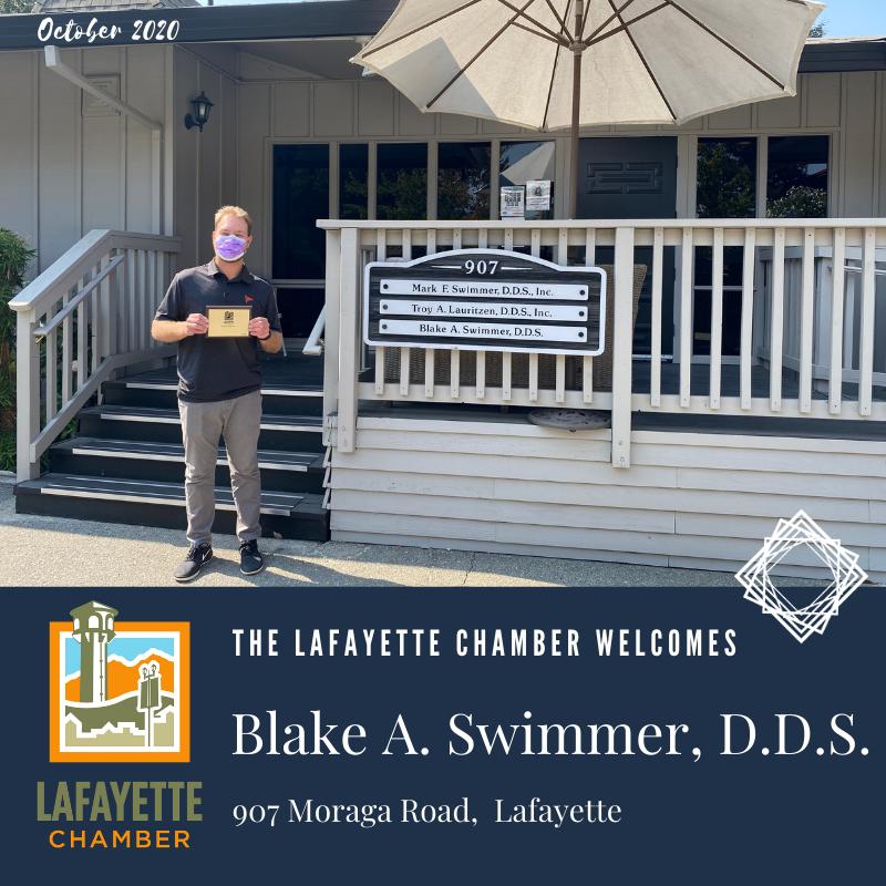 Blake Swimmer, DDS