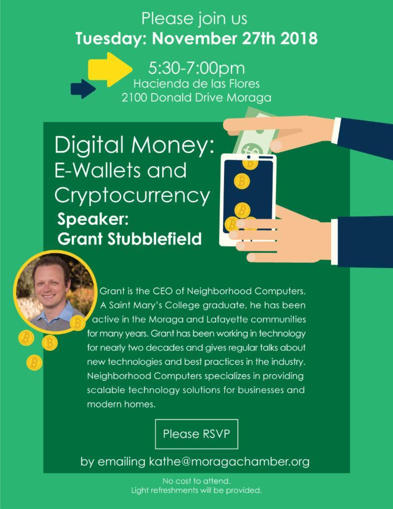 Lamorinda  Business Forum - Digital Money