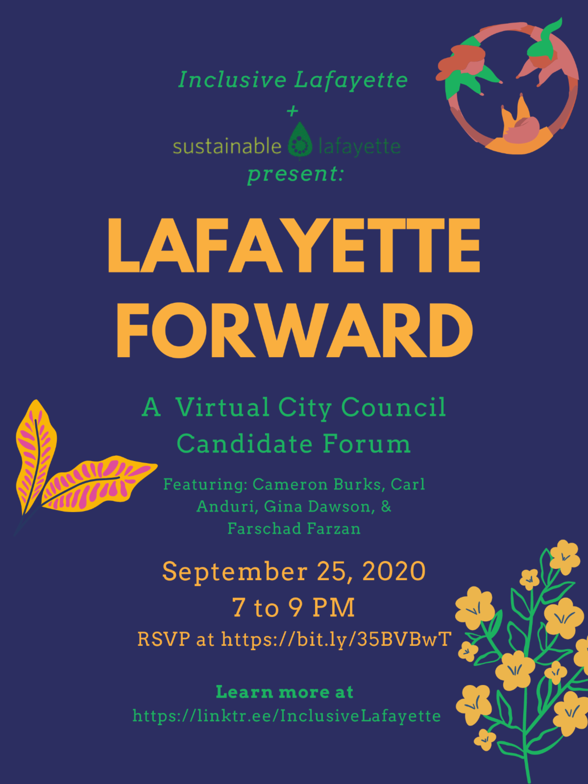 Lafayette Forward