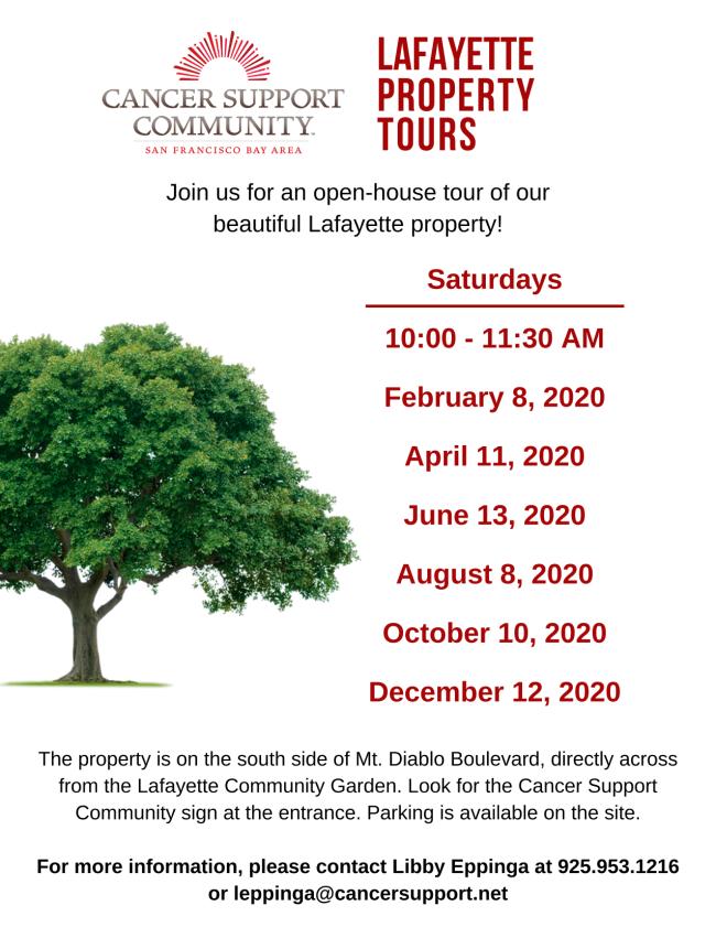 Lafayette Property Tours