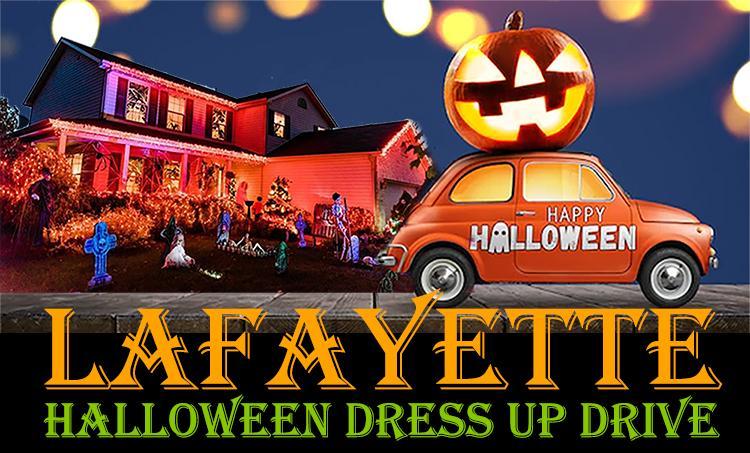 Halloween Dress Up Drive