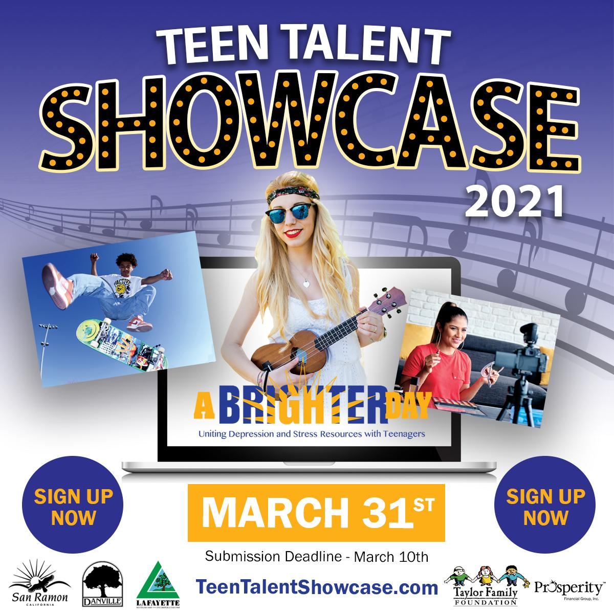 A Brighter Day Teen Talent Showcase