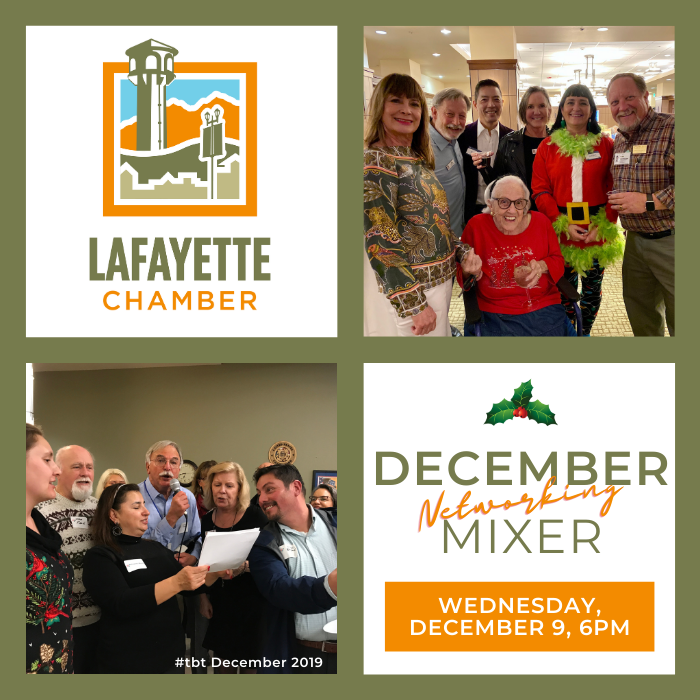 December Networking Mixer