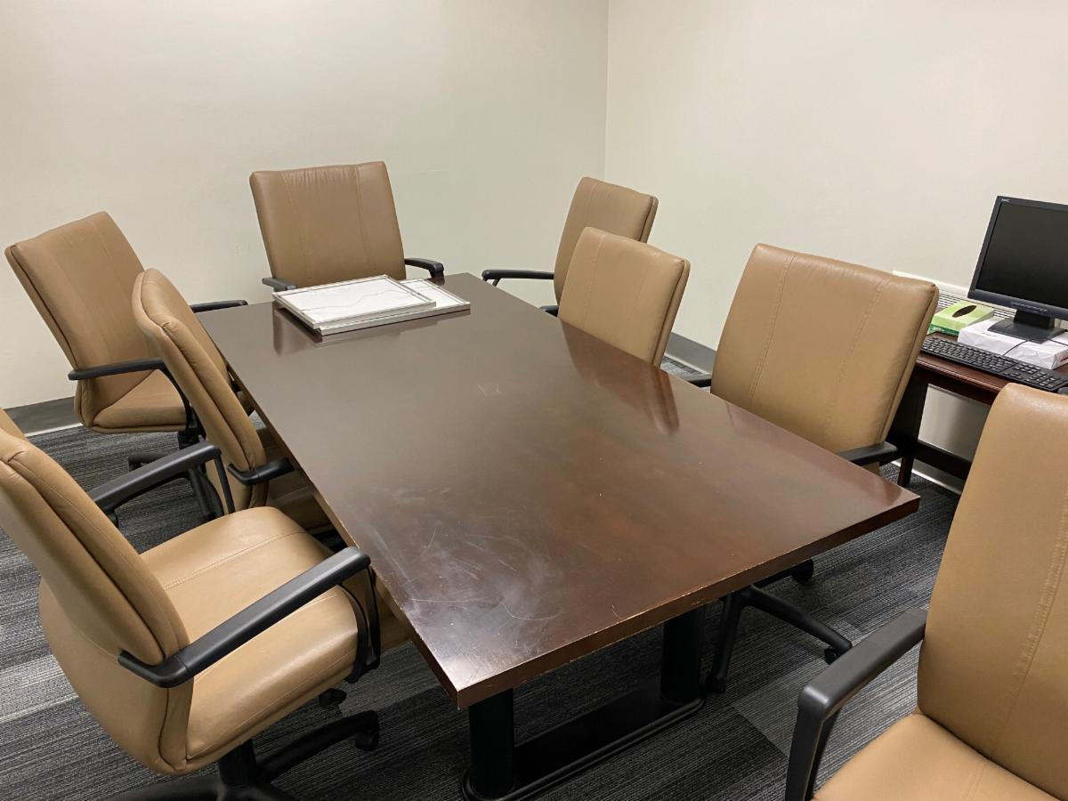 Boardroom Chairs for donation!