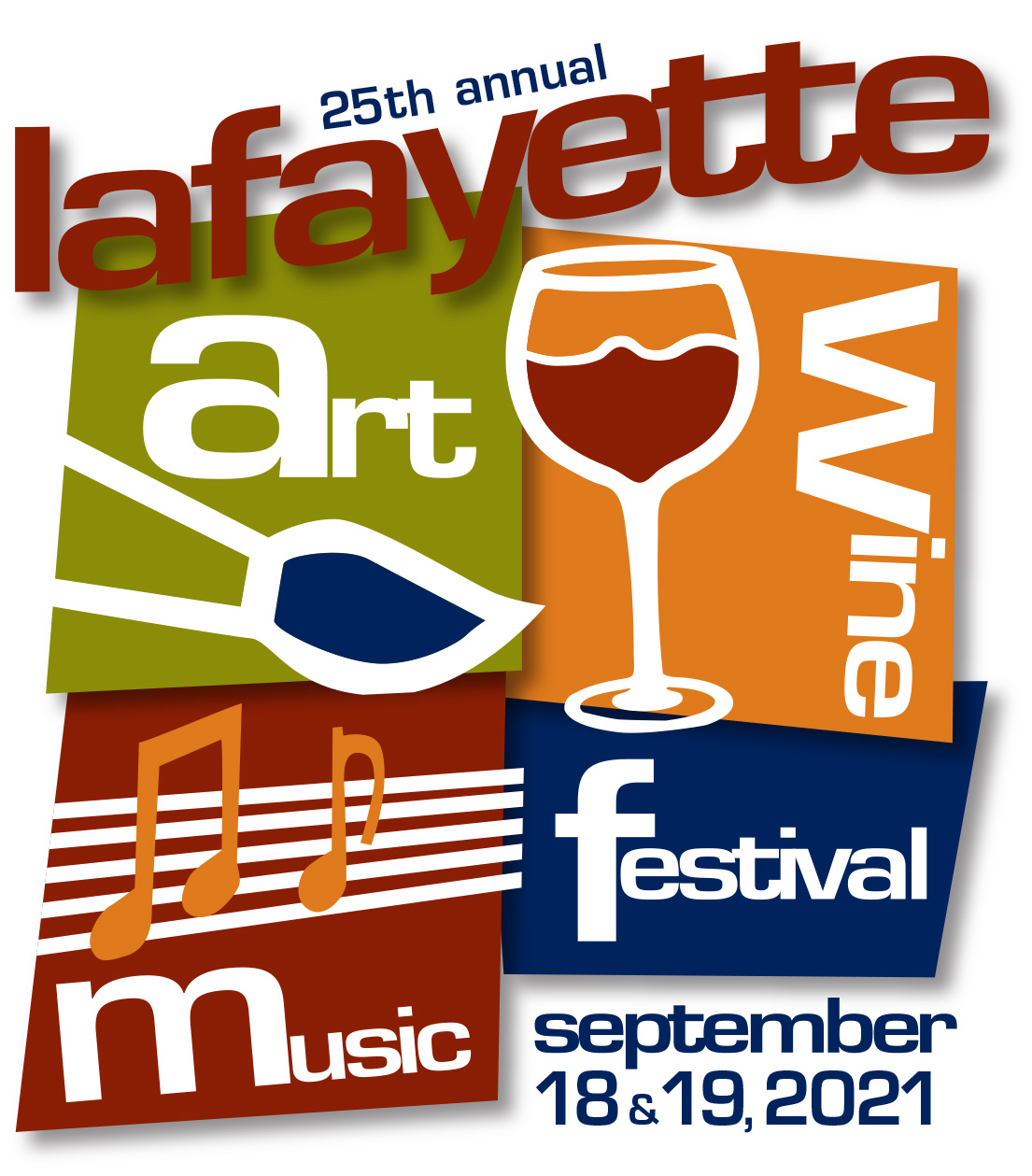Lafayette Art & Wine Festival 2021