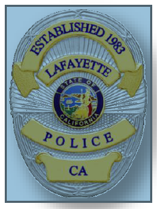 Lafayette Police Department Newsletter