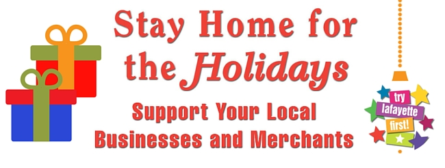 Shop Local Lafayette!