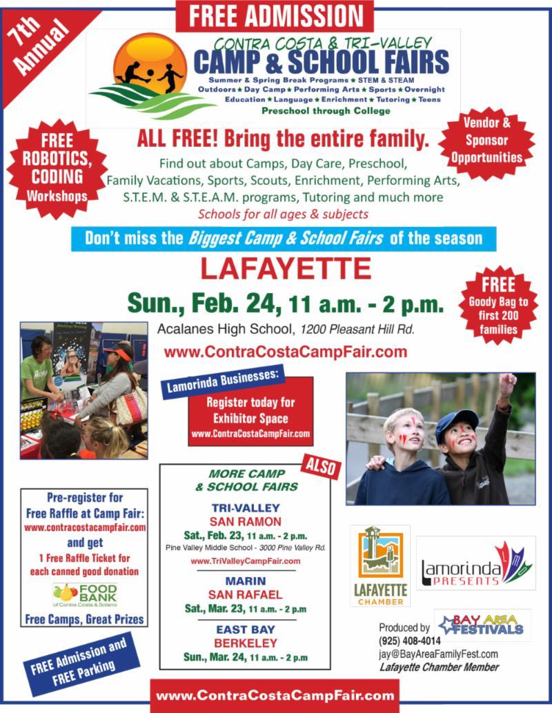 Camp & School Fair