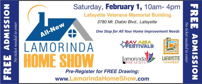 Lamorinda Home Show