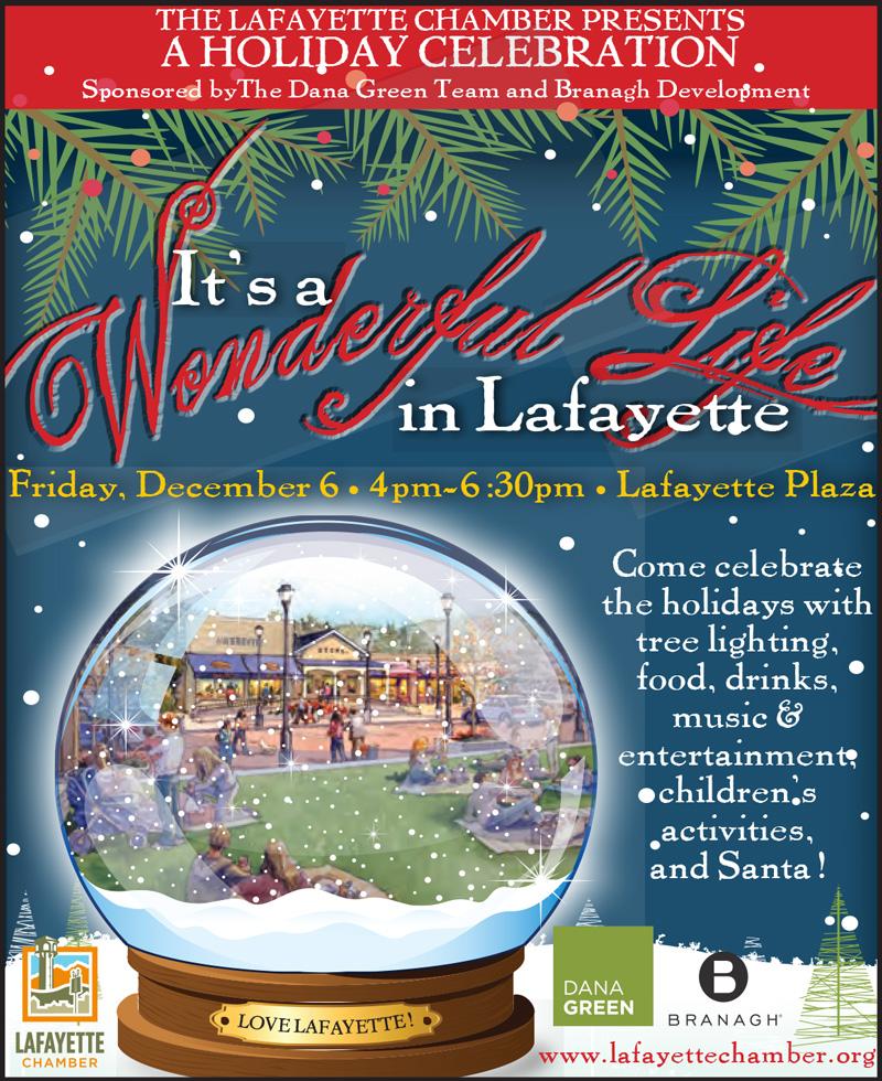 It's a Wonderful Life in Lafayette