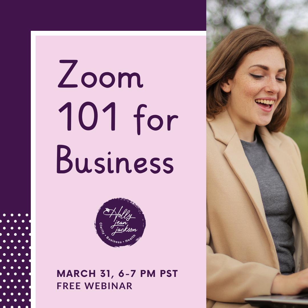 Zoom 101 for Business
