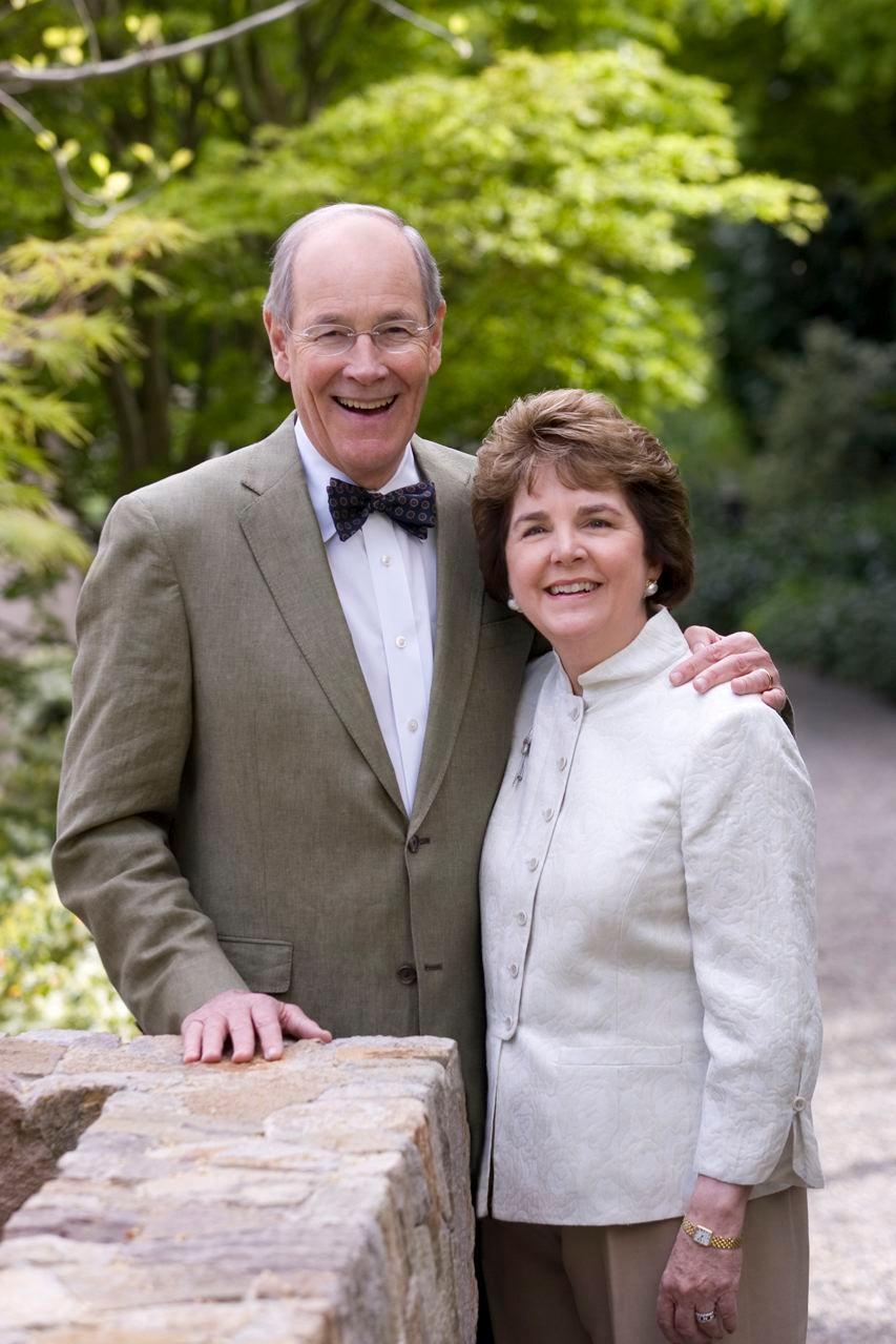 Rick and Janet Cronk