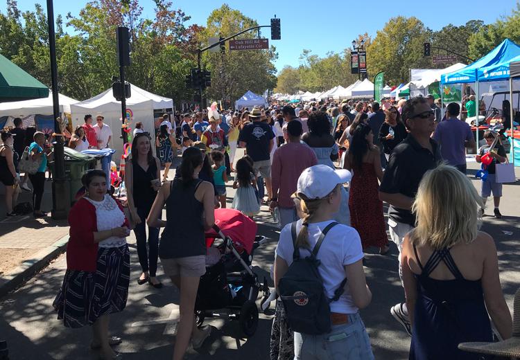Lafayette Festival