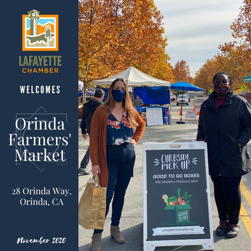 Orinda Farmer's Market